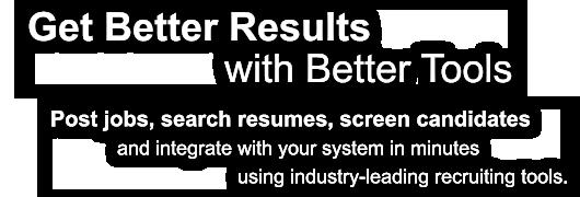 careervitals com healthcare job board post jobs for free